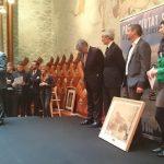 entrega del premi Ciutat Solidària a muestra Asociación